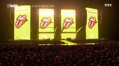 Découvrez ce que donne un concert des Rolling Stones !