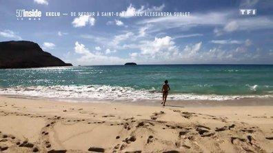 Le document - Saint-Barth après l'ouragan Irma, un choc pour Alessandra Sublet