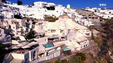 Le document - Santorin, l'île mythique des Cyclades