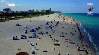Le document - South Beach, la plage mythique de Miami