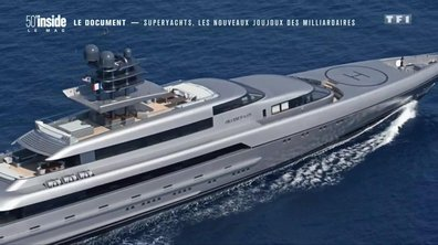 Le document - Les super-yachts, des palaces flottants