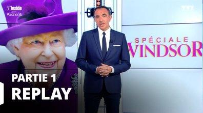 50' inside, spéciale Windsor du 17 avril 2021