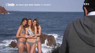 EXCLU : Partez en voyage avec Miss France 2018