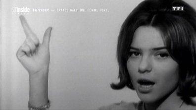 France Gall, l'histoire d'une chanteuse aux nombreux succès
