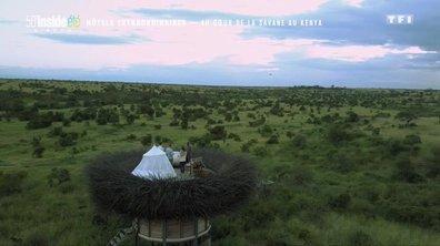 Hôtels fous : direction le Segera Retrat au Kenya