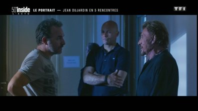 Jean Dujardin rend un bel hommage à Johnny Hallyday