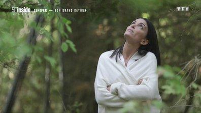 """L'actu de Jenifer - La sortie de son album """"Nouvelle Page"""""""