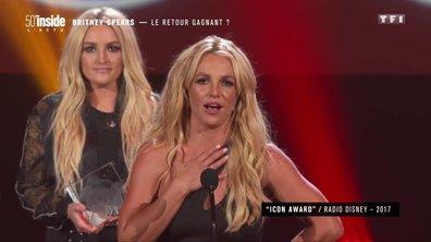 L'actu de la semaine : Britney Spears fait son grand retour