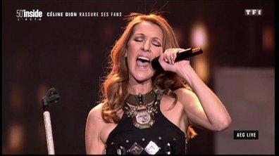 L'actu de la semaine : Céline Dion fêtera ses 50 ans sur scène