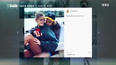L'actu de la semaine : Justin Bieber amoureux, qui est sa future épouse ?