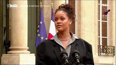 L'actu de la semaine : Rihanna veut s'installer en France