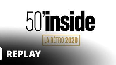 """50' inside, L'actu """"Rétrospective de l'année 2020"""" du 26 décembre 2020"""