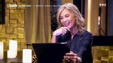 Michèle Laroque se confie sur les cinq rencontres qui ont marqué sa vie
