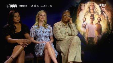 Partez à la rencontre d'Oprah Winfrey et Reese Witherspoon