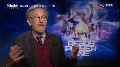 Partez à la rencontre de Steven Spielberg à Londres