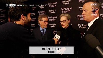 Pentagon Papers : Meryl Streep et Tom Hanks au cœur d'un scandale d'Etat