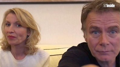 Quel est le plus gros mensonge d'Alexandra Lamy et Franck Dubosc ? Leur interview vérité