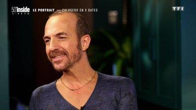 Le portrait : Calogero en 5 dates