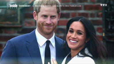 Le prince Harry et Meghan Markle sont fiancés !