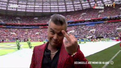 Robbie Williams, le bad boy de la pop