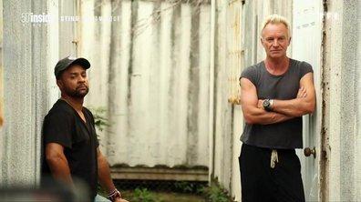 Sting et Shaggy, un duo inattendu formé en Jamaïque