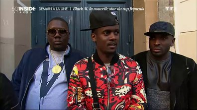 Black M, le rappeur qui cumule les succès