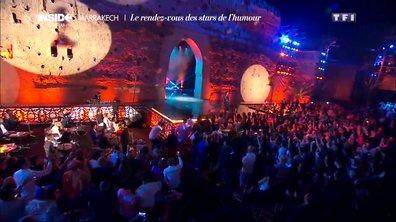 50 mn Inside : Nawell Madani fait son premier Marrakech du rire