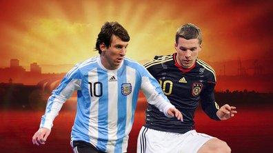 Coupe du monde : l'Argentine à l'épreuve de l'Allemagne