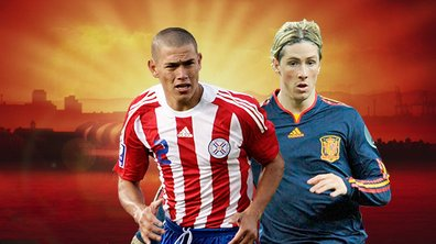 Coupe du monde : l'Espagne veut mater le Paraguay