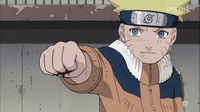 Naruto - Episode 62 - Le pouvoir caché du raté