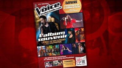 Les talents de The Voice se confient dans le numéro 2 du magazine officiel !