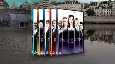 La saison 5 de Profilage arrive en DVD