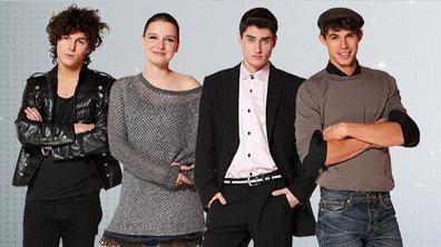 The Voice - FINALE : Votez pour faire d'Anne Sila, Côme, David Thibault ou Lilian le grand gagnant de la saison 4 !