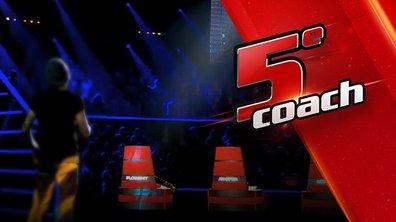 The Voice 3 - 5ème Coach : Découvrez trois voix en exclusivité !