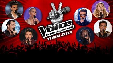 The Voice Tour : à partir du 30 mai, ils vont vous donner leur coeur !