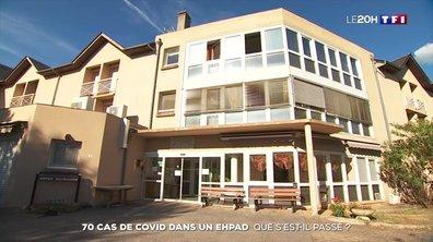 70 cas de covid dans un Ehpad de l'Aveyron : que s'est-il passé ?