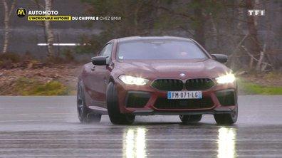 L'incroyable histoire du chiffre 8 chez BMW