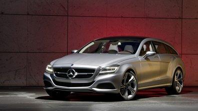 Mercedes CLS Shooting Brake, c'est officiel !