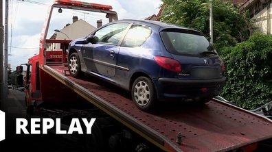 90' Enquêtes - PV, fourrière, stationnement : quand l'automobile devient un cauchemar