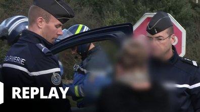 90' Enquêtes - Alcool, chauffards, vols, agressions : les gendarmes de Bretagne sur tous les fronts