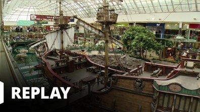Les centres commerciaux les plus fous du monde - Les docs du week-end