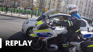 90' Enquêtes - Courses-poursuites, excès de vitesse : les nouveaux chauffards de Paris