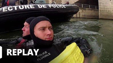 90' Enquêtes - Délinquance, fêtes, luxe : enquête sur la face cachée de la Seine