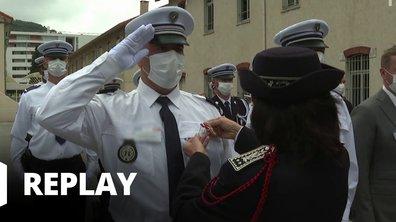 90' Enquêtes - Fusillades, agressions, chauffards : les policiers de Nice en action
