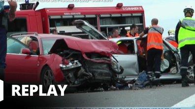 90' Enquêtes - Immersion sur la route la plus dangereuse de France