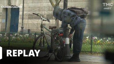 90' Enquêtes - Un vol chaque minute en France : enquête sur la nouvelle folie du vélo