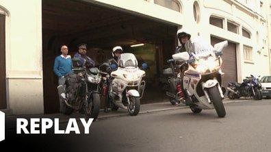 90' Enquêtes - Police à moto : la nouvelle chasse aux chauffards parisiens
