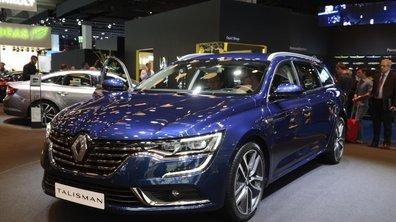 Salon de Francfort 2015: Renault Talisman, le nouveau joyau du Losange