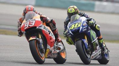 MotoGP : Honda accuse Valentino Rossi d'avoir bloqué le frein de Marquez