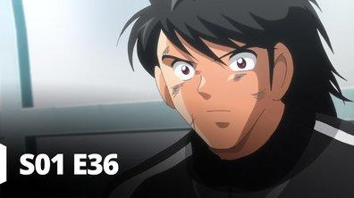 Captain Tsubasa - S01 E36 - À chacun sa résolution